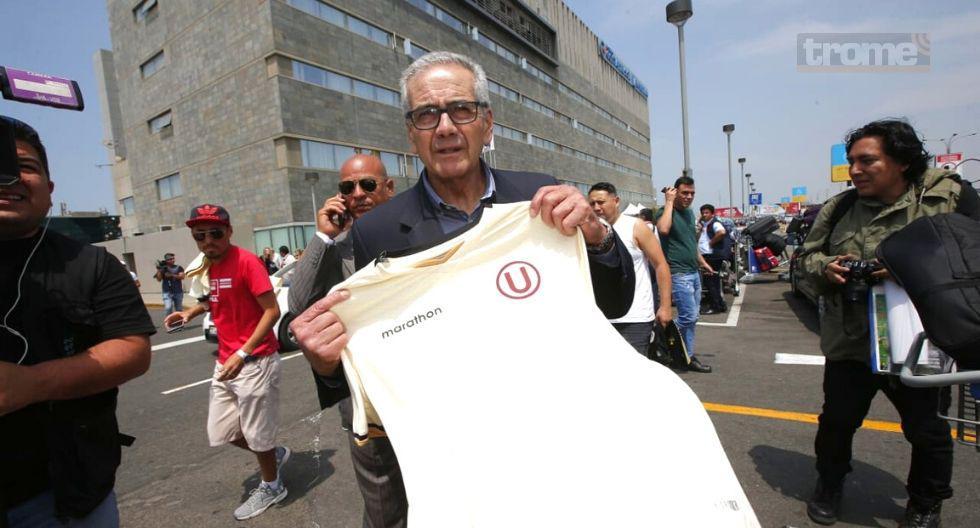 Gregorio Pérez  llegada