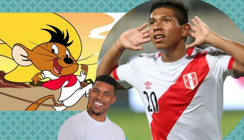 Edison Flores y Speedy González