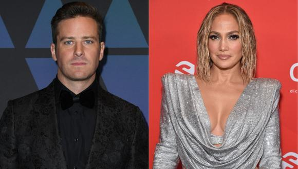 Armie Hammer no actuará con Jennifer López tras acusaciones de canibalismo y manipulación sexual. (Foto: AFP)