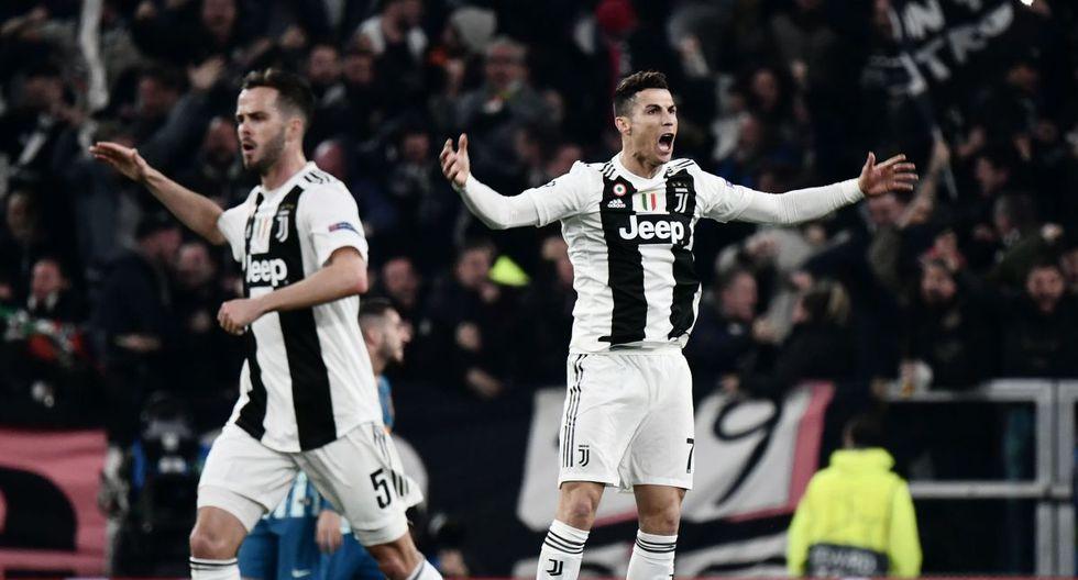 EN VIVO Juventus vs Atlético Madrid: Por la Champions League