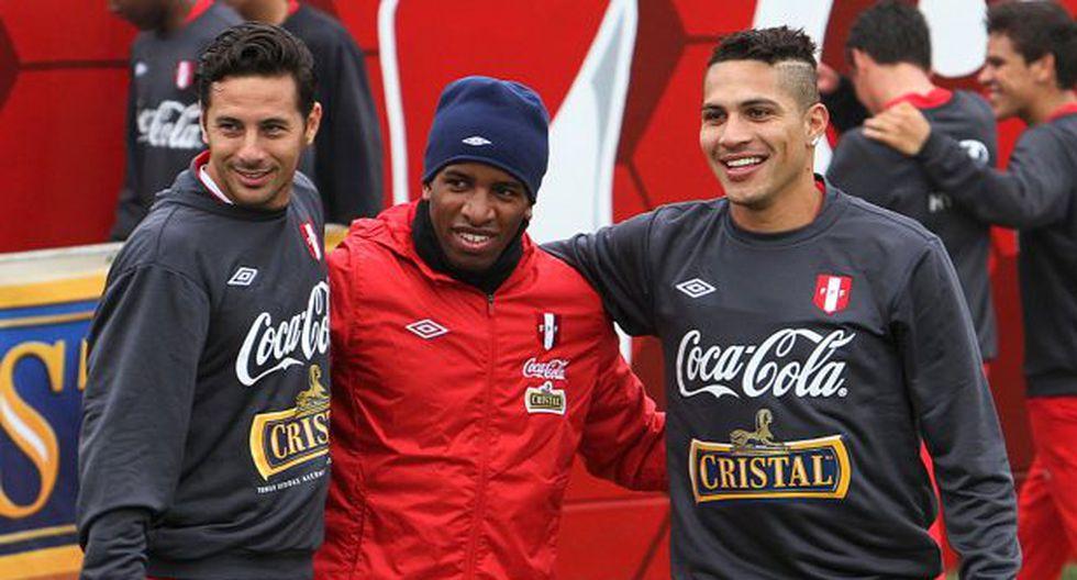 Claudio Pizarro reveló que no recibió un 'gracias' de Farfán y Guerrero, luego de su apoyo en Europa