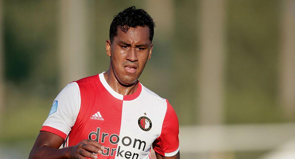 Renato Tapia / Feyenoord (Países Bajos). (Foto: Feyenoord)