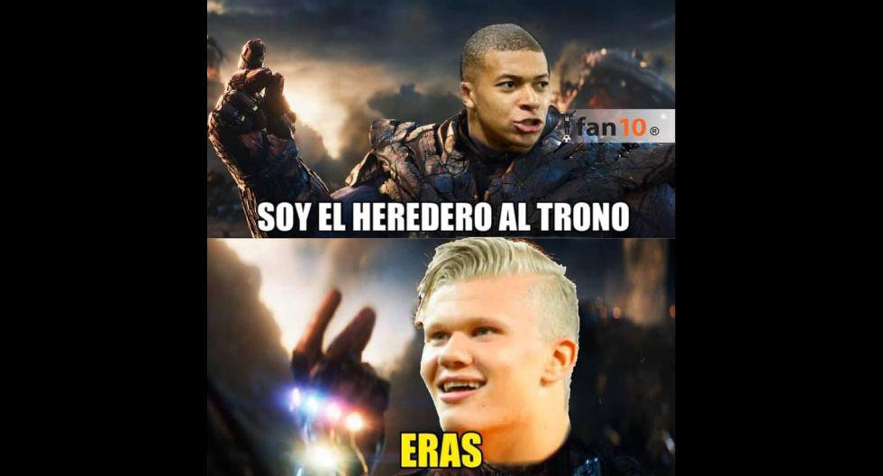Los mejores memes que dejó el regreso de la Champions League. (Foto: Facebook)