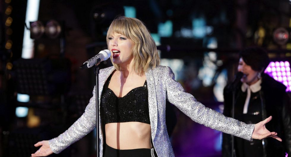 Taylor Swift ha recaudado 80 millones de dólares. (Foto: EFE)
