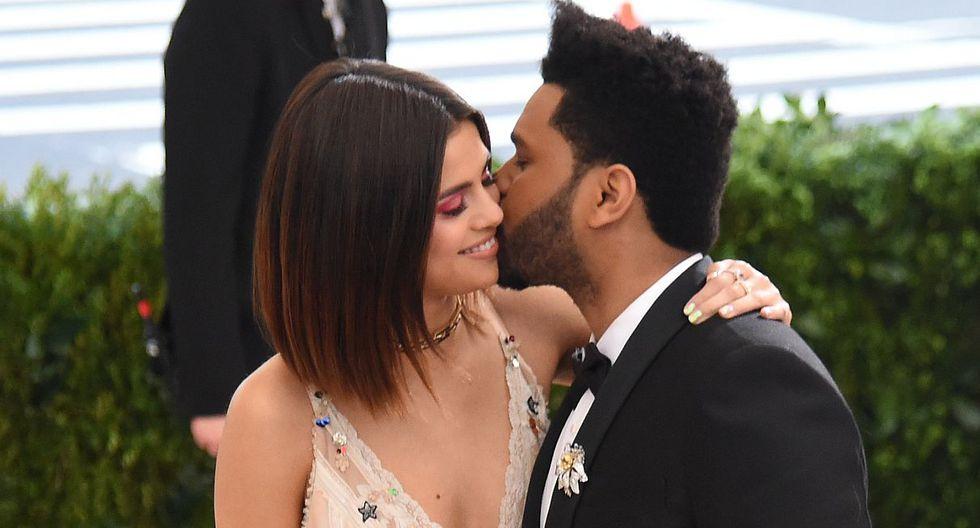 """The Weeknd registró una canción llamada """"Like Selena"""" ¿Una dedicatoria a su expareja? (Foto: AFP)"""