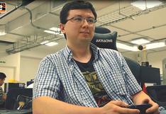 """Phillip Chu Joy, editor en jefe del programa TEC: """"Ser gamer no es un vicio, sino un trabajo"""""""
