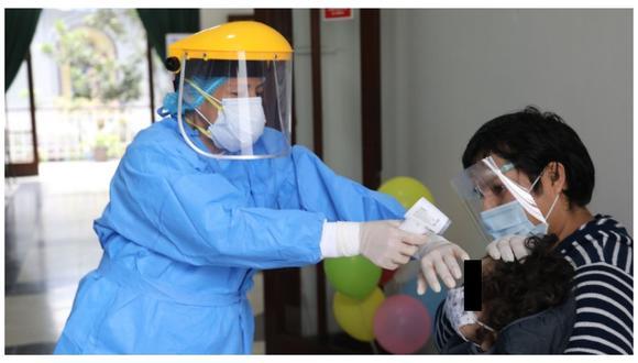 El presidente Francisco Sagasti explicó sobre cómo se desarrollará el proceso de vacunación. (GEC/Imagen referencial)