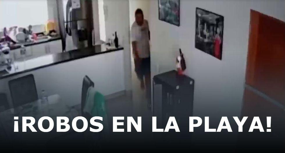 Falsos empadronadores siembran el terror en Playa Los Pulpos con nueva modalidad de robo. Foto: Captura de América Noticias