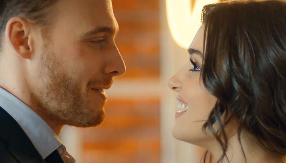 Serkan recuperó la memoria y recuerda a Eda, pero, ¿podrán ser felices ahora? (Foto: Love Is in the Air / MF Yapım)