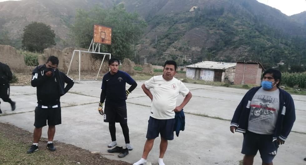 Todos los infractores fueron trasladados a la comisaría de Carhuaz, en Áncash, donde fueron multados. (Foto: PNP)
