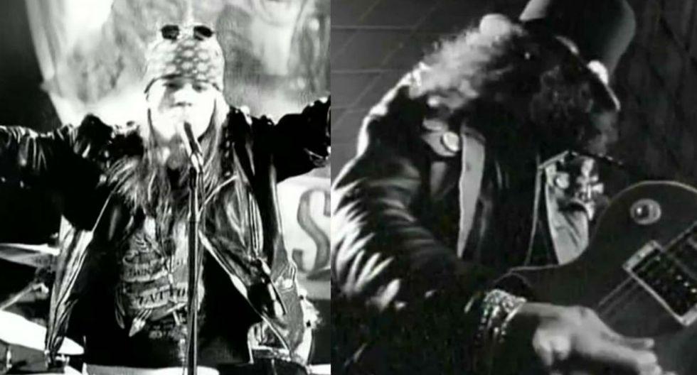 El tema insignia de Guns N' Roses ingresó al Billion Views Club. (Video: Captura YouTube)