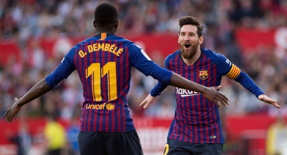 Lionel Messi: Mira aquí su MONUMENTAL TRIPLETE en Barcelona vs Sevilla por Liga Santander [VIDEO]