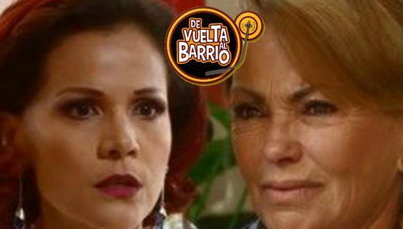 De vuelta al barrio: Mamá Rosa contó su secreto y Malena descubrió que su madre está viva