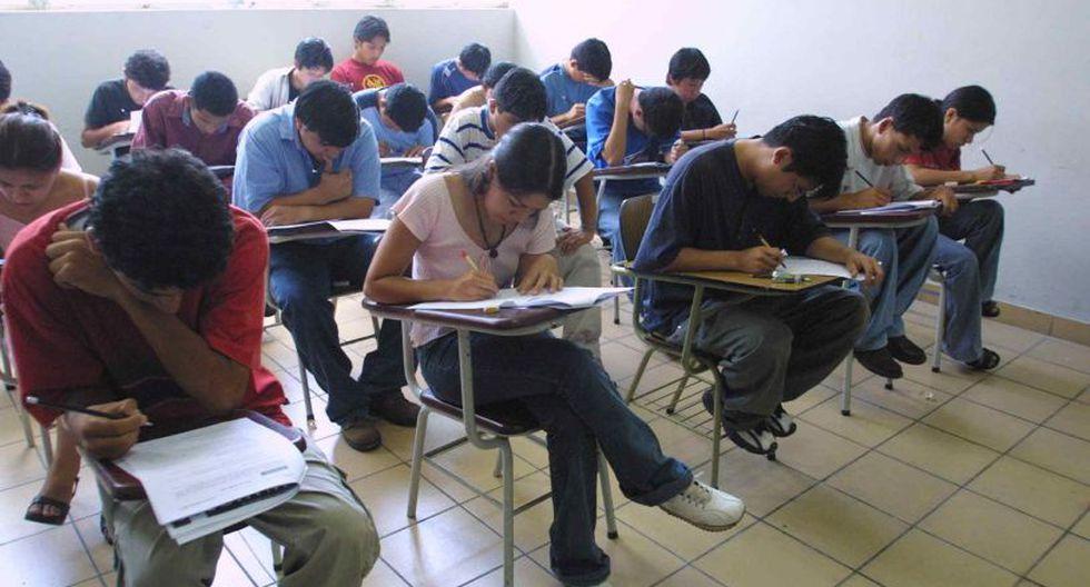Para este proceso de admisión, la UNMSM habilitó un total de 4.768 vacantes, que serán distribuidas entre las 66 escuelas profesionales. (El Comercio)