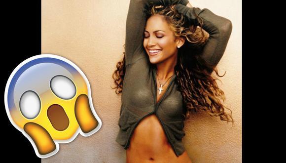 Jennifer Lopez y la dieta que la hizo bajar de peso.