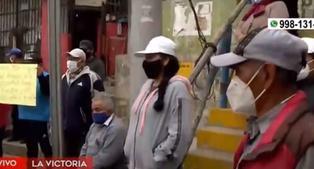 Vecinos del cerro El Pino denuncian que policías no quieren subir a controlar la delincuencia por 'miedo al covid'