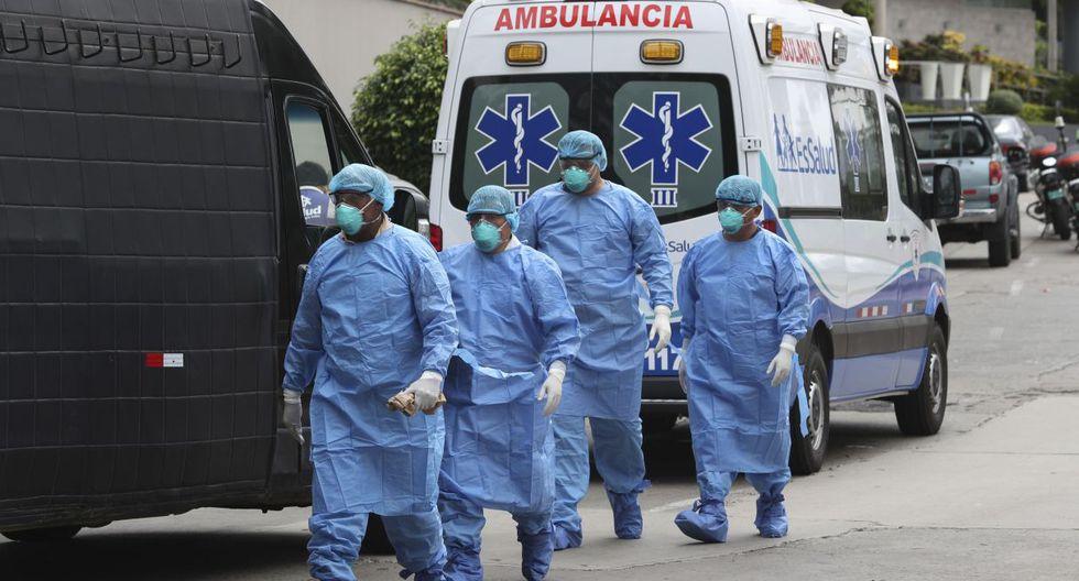 Aumenta a 635 el número de contagiados, 79 hospitalizados, 21 en UCI y 19 con ventilación mecánica   TROME  AP Photo/Martin Mejia