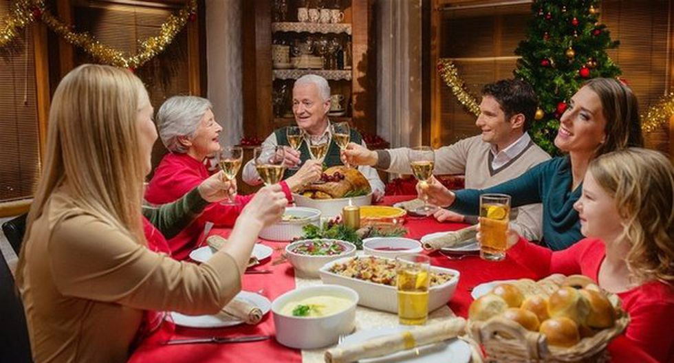 La Navidad se celebra cada 25 de diciembre. Foto: AP
