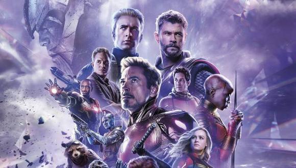 Preventa de entradas para Avengers EndGame se agotó en tiempo récord en nuestro país. (Foto: Marvel)
