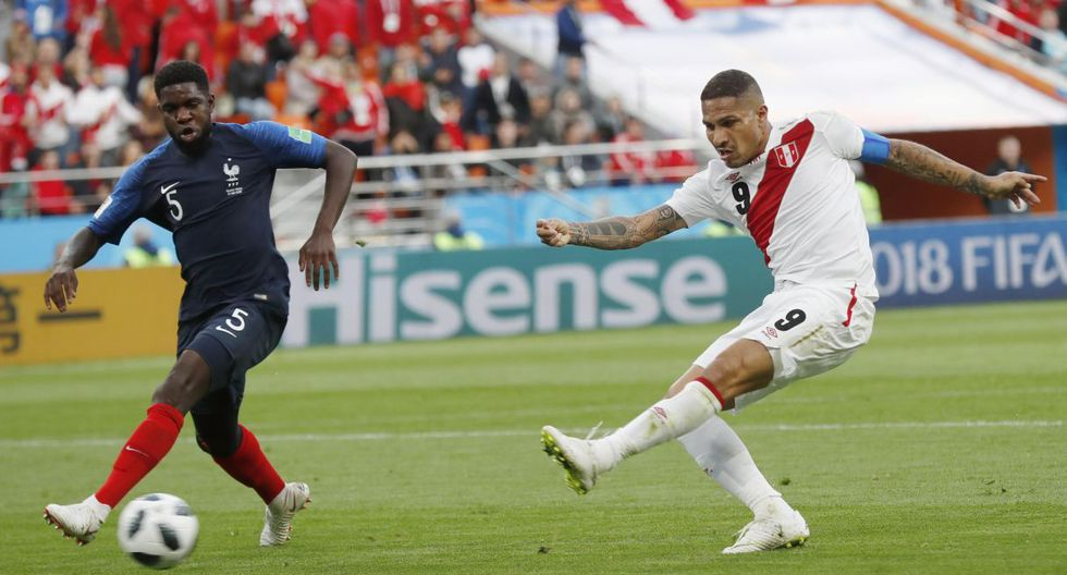 Perú vs Francia por el Grupo C del Mundial Rusia 2018