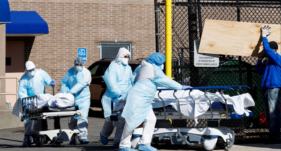 Nueva York es el estado más afectado por el coronavirus en EE.UU. (Foto: EFE)