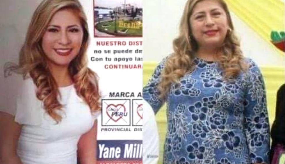 Critican a candidata a la alcaldía de Breña por abusar del Photoshop