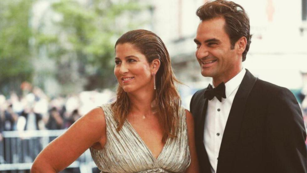 Roger Federer y Mirka Vavrinek  se se conocieron durante los Juegos Olímpicos de Sidney, 2000.  Ella alcanzó a ser la número 76 del mundo. Una lesión la retiró y desde ese día trabaja asesorando al 'Expreso'. (Foto: instagram)