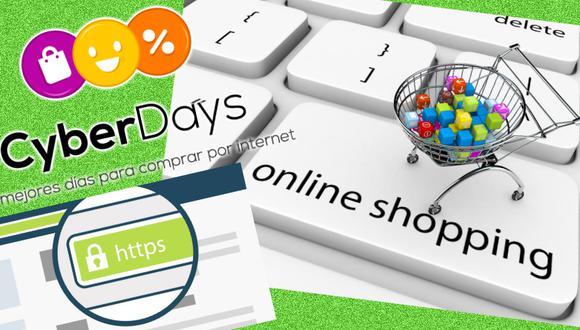 CyberDays Perú 2017: 5 consejos para comprar de forma segura