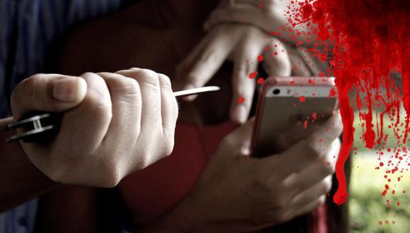Comas: Mujer fue acuchillada en el pecho por resistirse a robo de celular