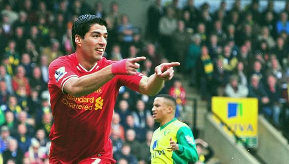 Luis Suárez con opciones de volver a Liverpool  (Foto: AFP)