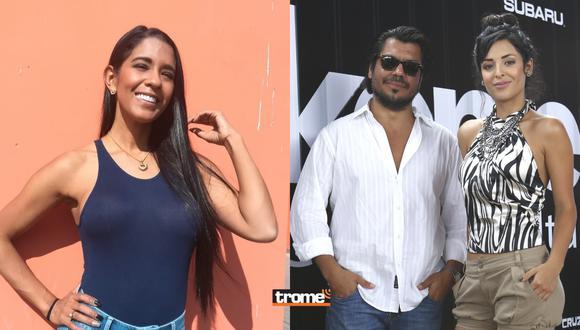Rocío Miranda le pide a Andrea Luna aclarar su relación con Pietro Sibille tras ampay