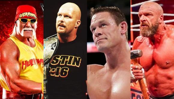 Estos fueron los luchadores que más veces ganaron el Royal Rumble  (WWE)
