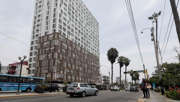 Conozca el valor promedio por metro cuadrado de las viviendas en Lima Metropolitana. (Foto: Angela Ponce / GEC)