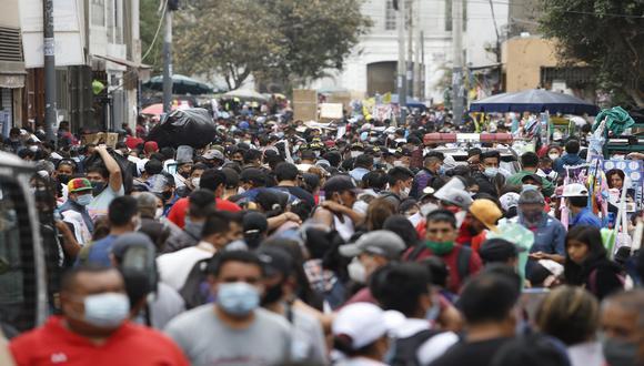 Para el Gobierno las cuarentenas a nivel de distritos es difícil de ejecutar en el marco del estado de emergencia por el COVID-19. (Foto. Violeta Ayasta/GEC)