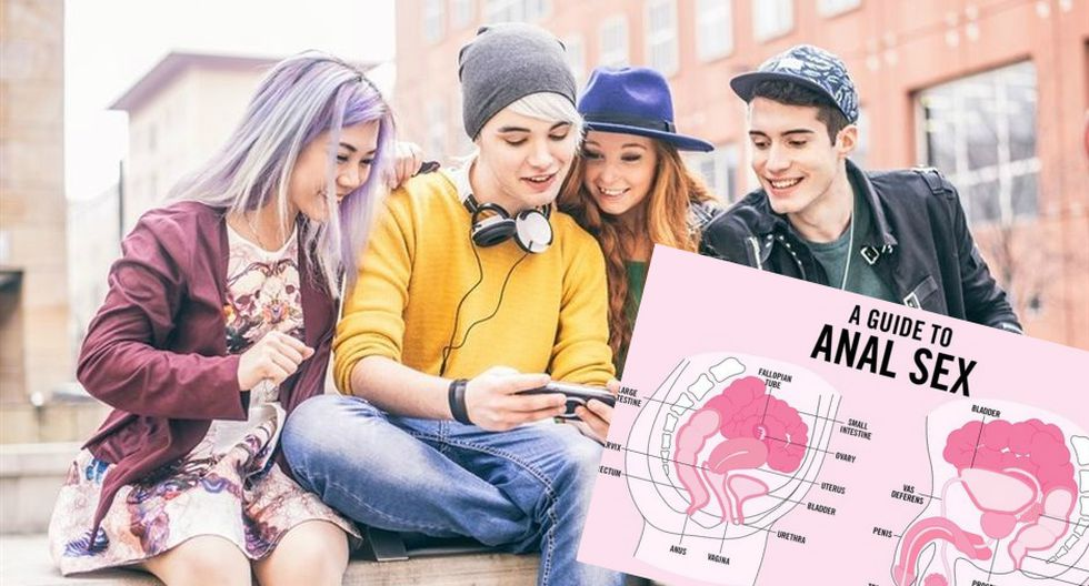 Vogue Teens y su polémico artículo de sexo anal para adolescentes.