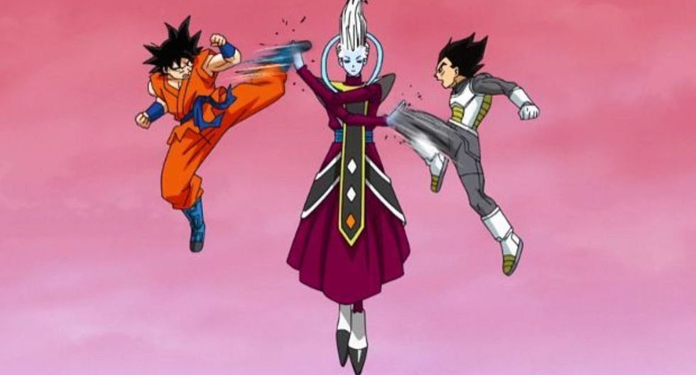 """Dragon Ball Super"": Los ángeles cobrarían mayor protagonismo en la nueva temporada de la serie. (Foto: Toei Animation)"