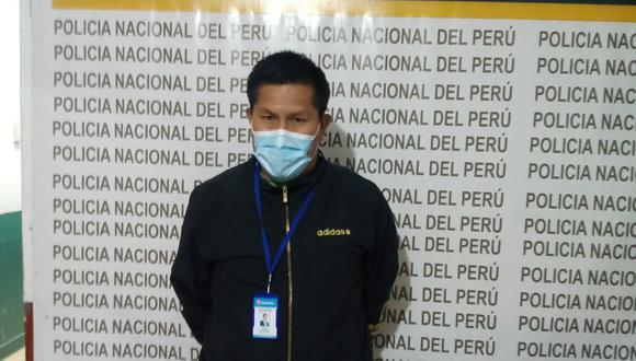 Ayacucho: La conducta de Nina Naccha fue puesto en conocimiento del Concejo Provincial de Huamanga. (Foto: PNP)