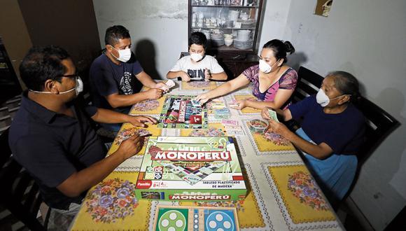 Hogares del Perú se unieron más durante la pandemia, aunque tuvieron a aprender a adecuarse y respetar sus tiempos y espacios | GEC
