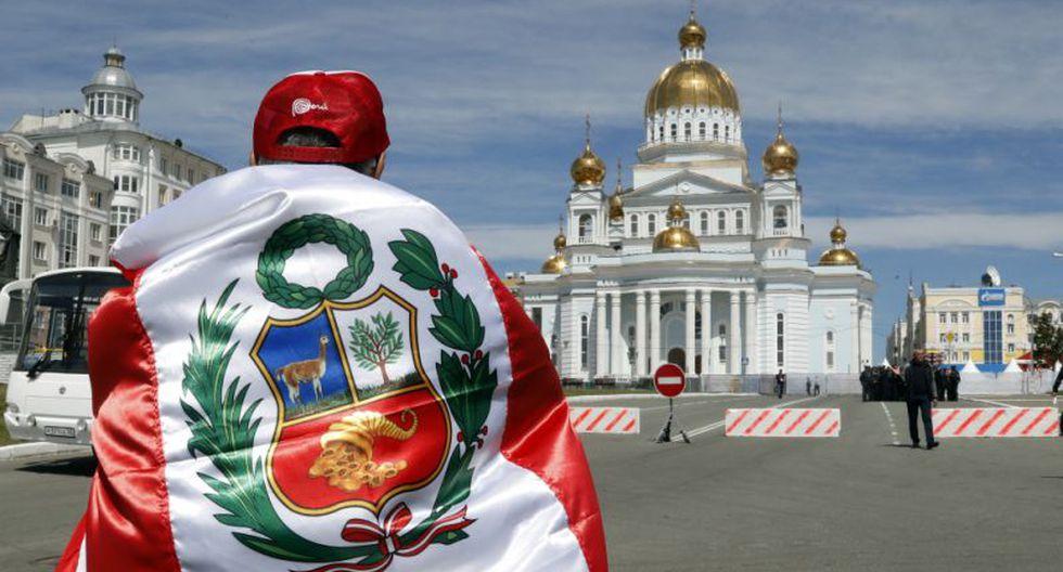 Hinchada peruana se destaca como la mejor del 2018 para la FIFA.