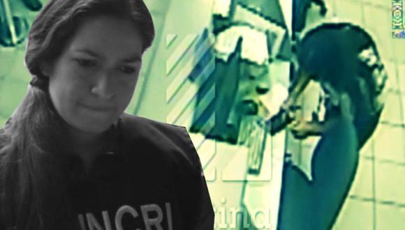 Supervisora del BCP ejecutó millonario robo al estilo de Cromwell Gálvez