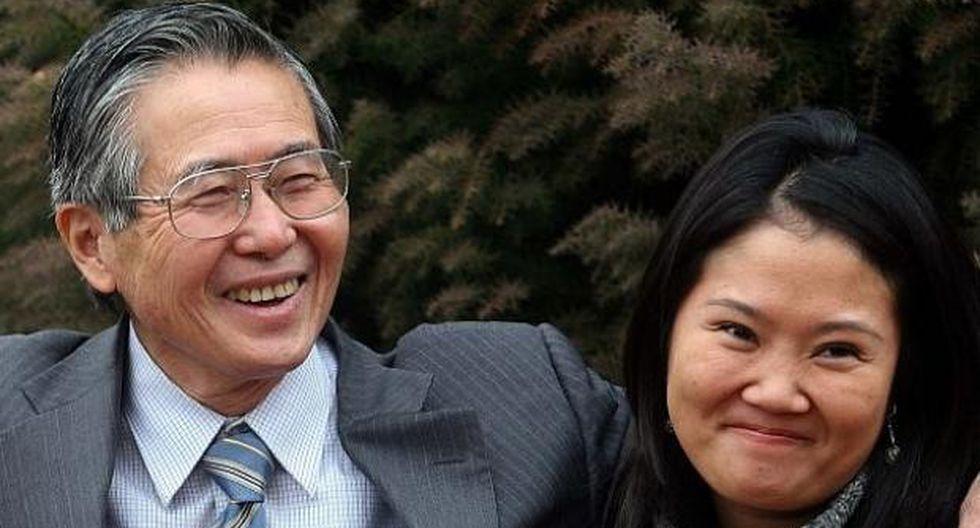 """Alberto Fujimori pidió a""""las autoridades competentes"""" a tener """"un mínimo de sensibilidad y cuidado con su hija Keiko. (Foto: GEC)"""