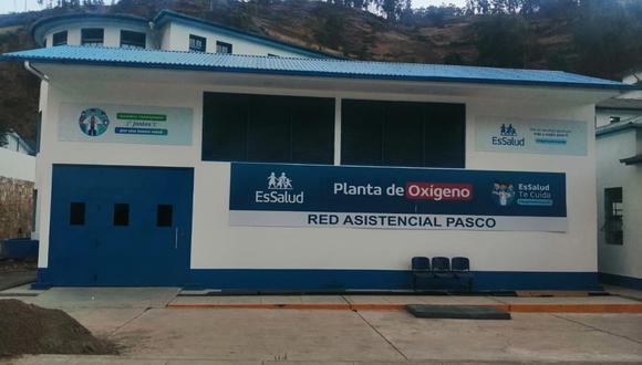 EsSalud Pasco ha atendido a más de 53 mil pacientes. (Foto: EsSalud)