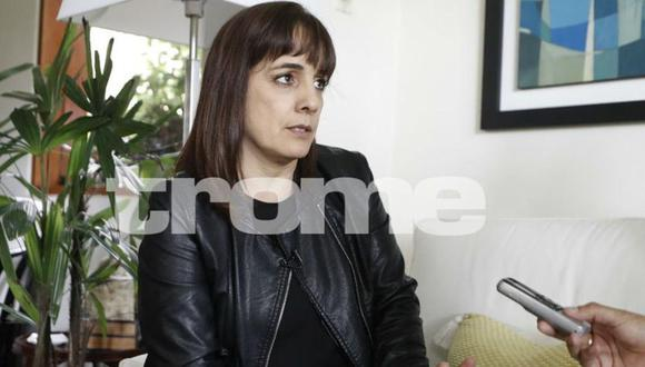 Patricia del Río no continuará en RPP.(Foto: GEC)