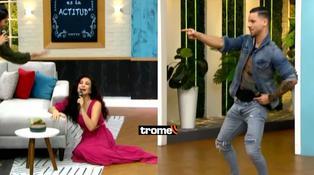"""Janet 'se desmaya' al ver movimientos del bailarín de Paula Manzanal: """"¡Ya estoy activada!"""""""