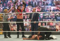 Roman Reigns humilló y acabó con su primo en Clash of Champions | VIDEO