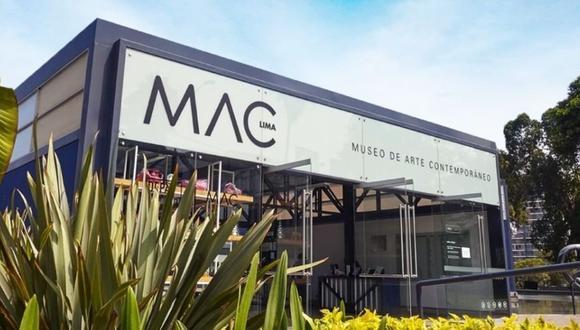 El Museo de Arte Contemporáneo (MAC) reabre sus puertas al público el 15 de abril. (Foto: MAC)