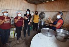 Midis: Qali Warma entregó cerca de 500 toneladas de alimentos a ollas comunes y personas vulnerables