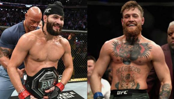 McGregor quiere la pelea, Dana quiere la pelea, ¿aceptará Jorge Masvidal?