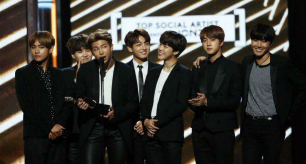 BTS se presentará en vivo este domingo en los Billboard Music Awards 2018.