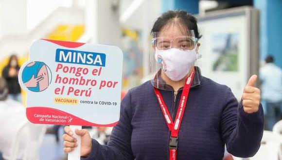 El Ministerio de Salud aprobó el protocolo de vacunación para este grupo poblacional. Foto: Minsa